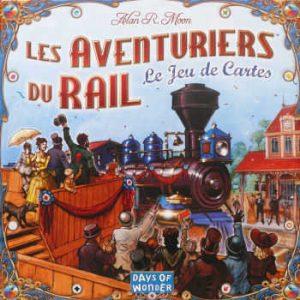 Aventuriers du Rail Jeu de carte