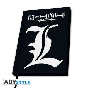 Cahier A5 L Death Note
