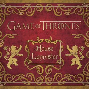 Lannister Deluxe Stationery