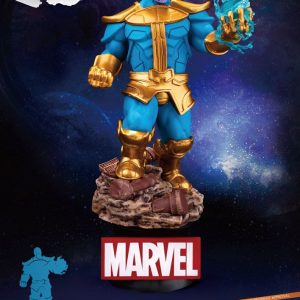 Marvel diorama Thanos