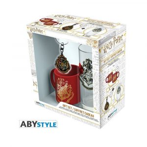 Coffret Harry Potter Mug