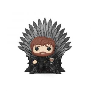 POP figurine Tyrion Sitting