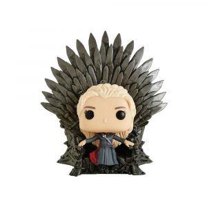POP Daenerys Targaryen on Iron