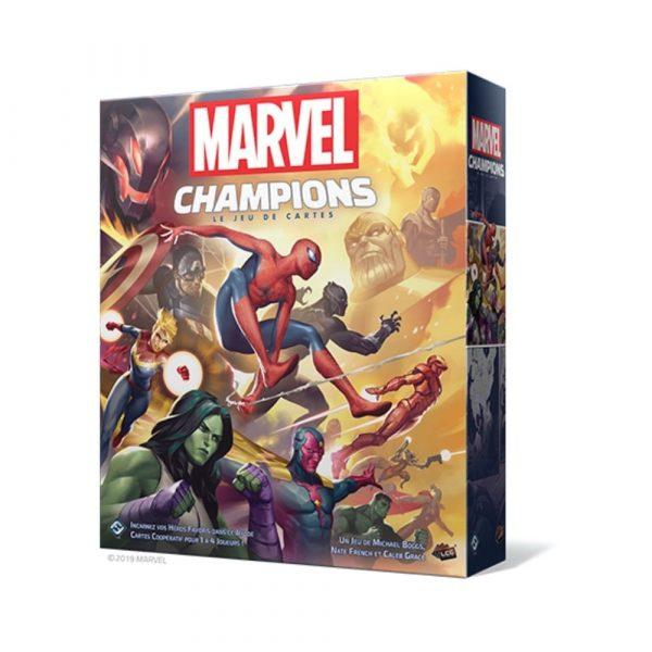 Carte Marvel Champions