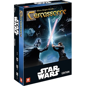 Carcassonne Éditions Star Wars