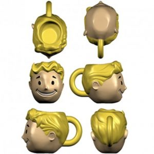 Mug 3D géant 710ml Vault Boy