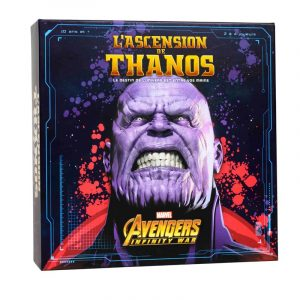 Ascension de Thanos
