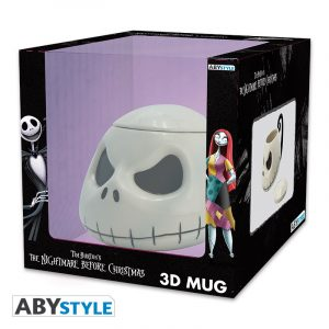 Mug 3D Étrange Noël