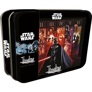 Coffret spécial Star Wars Timeline