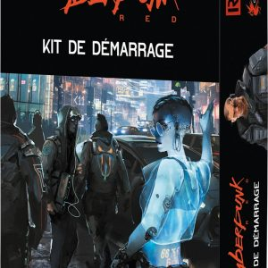 Kit de Démarrage Cyberpunk Red